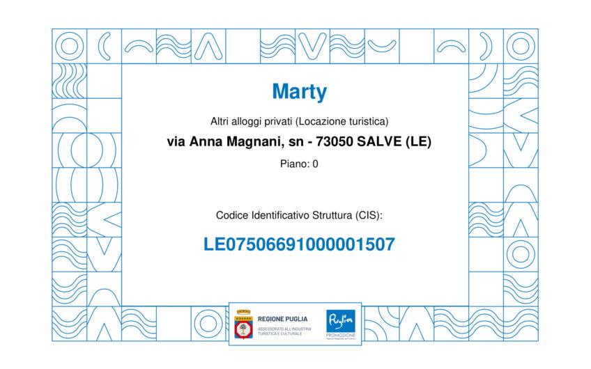 Villetta vista mare MARTY da 2 a 4 posti